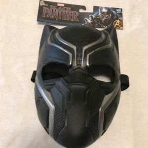 NWT Marvel Black Panther Child Costume Mask